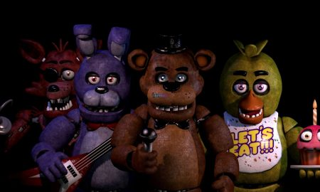 Five Nights at Freddys Mobile Android Version Full Game Setup Free Download