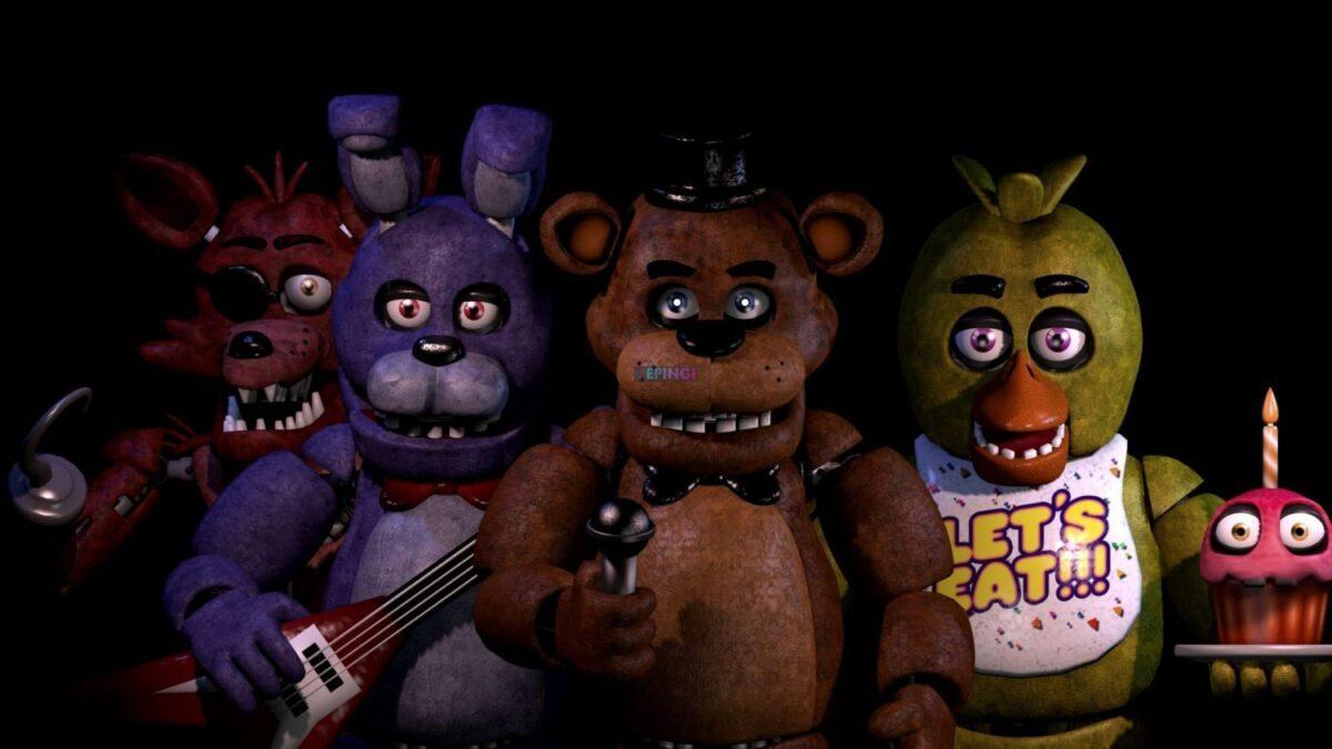 Five Nights At Freddys 2 Mobile Ios Version Full Game Setup Free Download Epingi