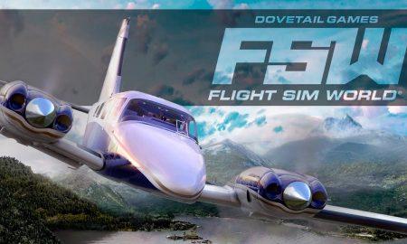 Flight Sim World PC Version Full Game Setup Free Download