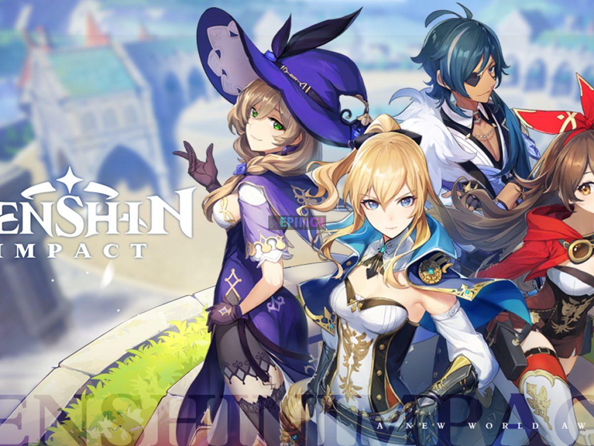 Genshin Impact Pc Full Version Free Download Epingi