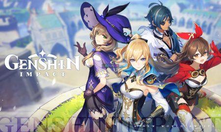 Genshin Impact PC Version Full Game Setup Free Download