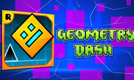 Geometry Dash Mobile Android Version Full Game Setup Free Download