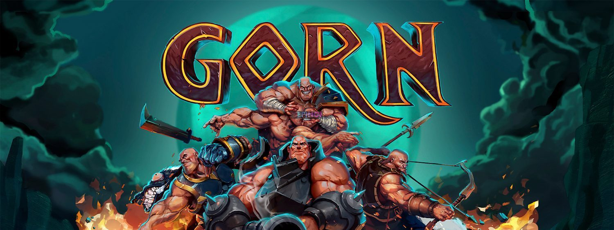 Gorn PS4 Version Full Game Setup Free Download