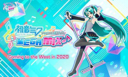 Hatsune Miku Project DIVA Mega Mix PC Version Full Game Free Download