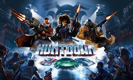 Huntdown PC Version Full Game Setup Free Download