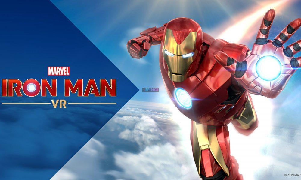 Iron Man VR Version Full Game Setup Free Download