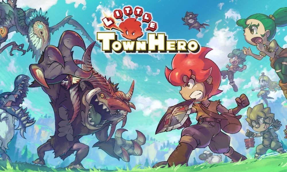 Little Town Hero PC Version Full Game Setup Free Download