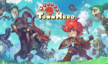 Little Town Hero PC Version Full Game Setup Free Download
