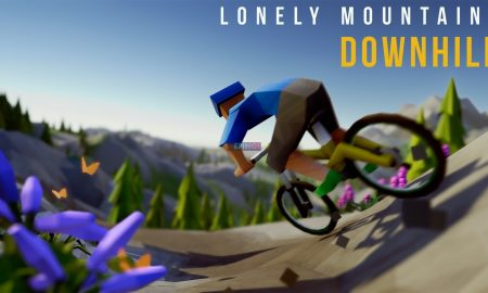 Lonely Mountains Downhill PC Version Full Game Free Download