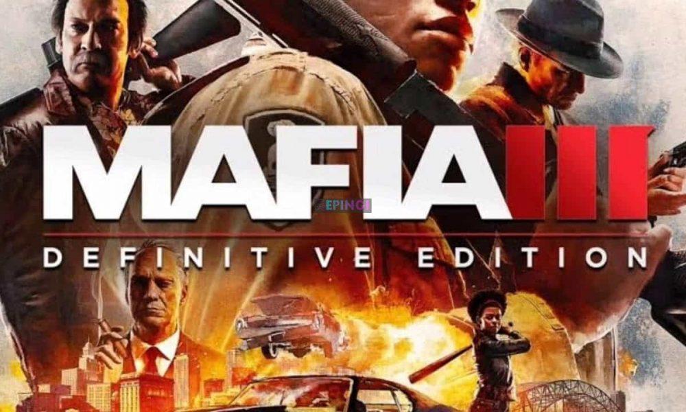 Mafia 3 Definitive Edition PC Version Full Game Setup Free Download