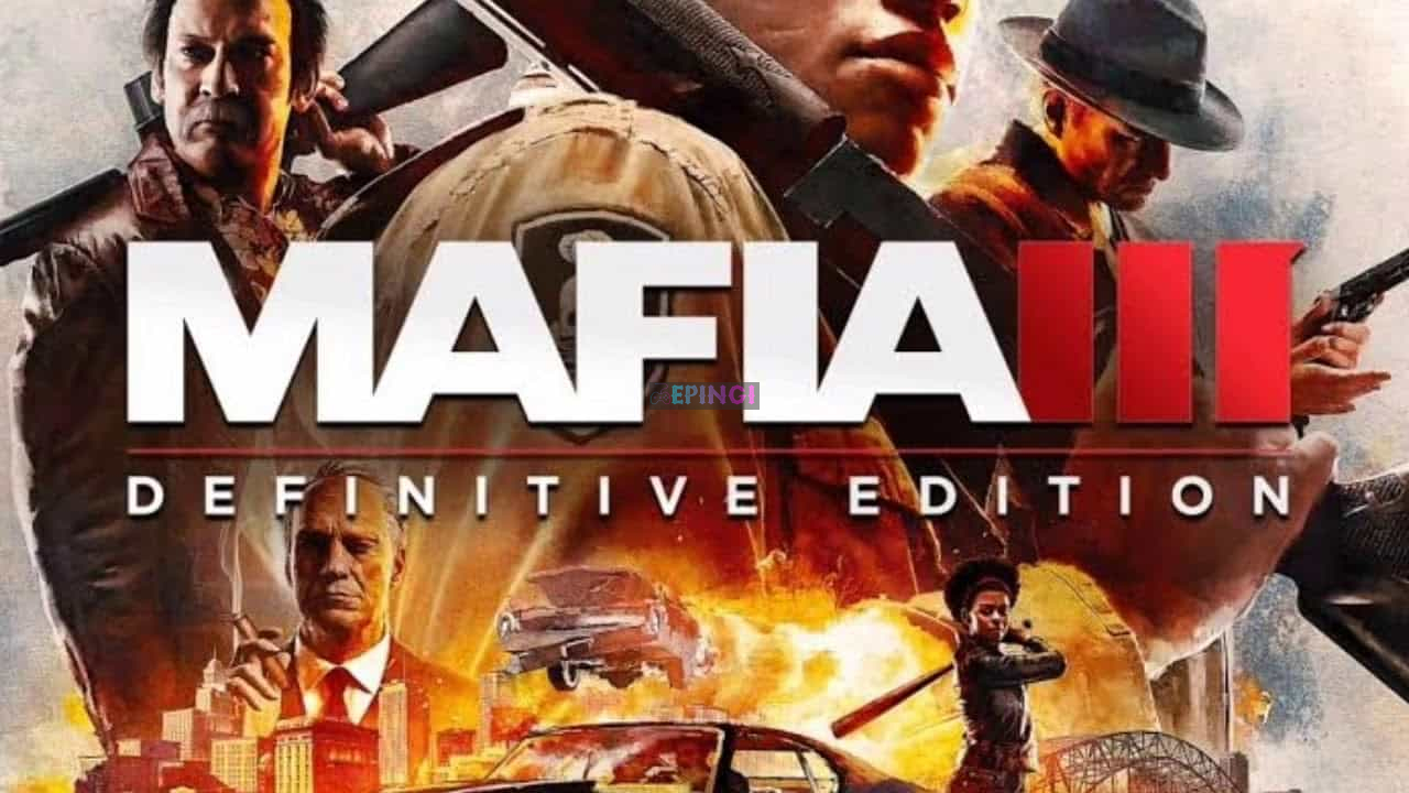 Mafia 3 Definitive Edition PC Version Full Game Setup Free Download
