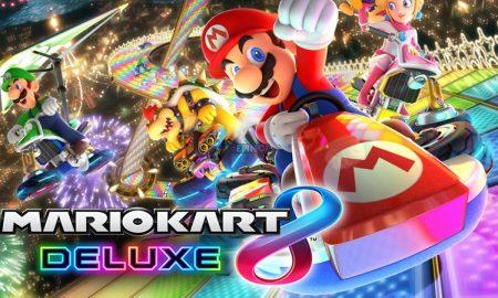 Mario Kart 8 Deluxe Full Game Setup Free Download