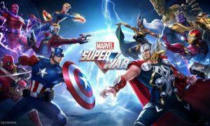 Marvel Super War APK Mobile Android Full Version Free Download