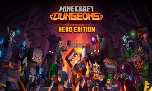 Minecraft Dungeons Hero Edition PC Full Version Free Download