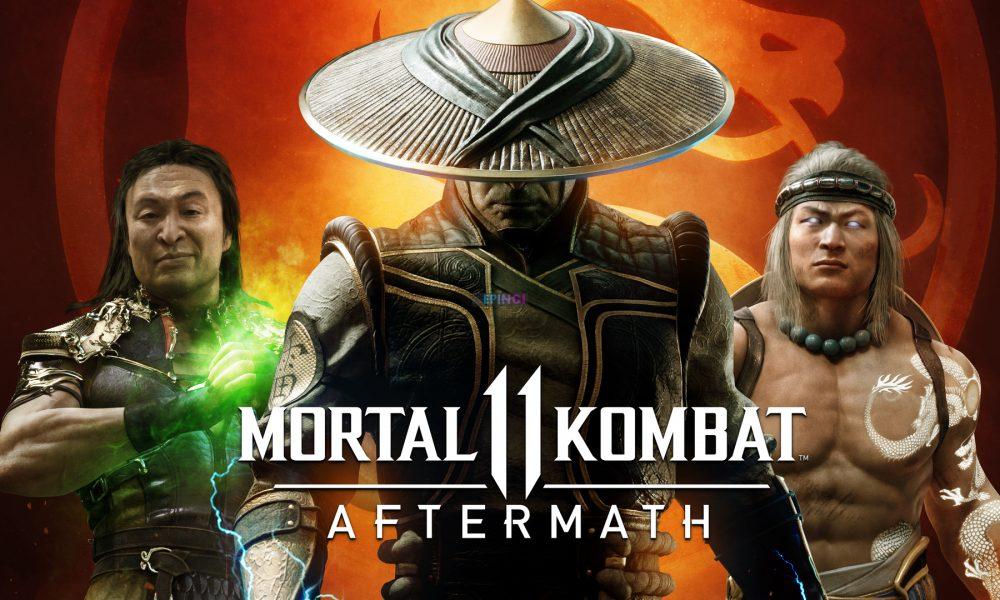 Mortal Kombat 11 Aftermath PC Version Full Game Setup Free Download