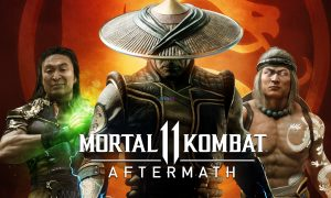 Mortal Kombat 11 Aftermath PC Version Full Game Setup Free Download