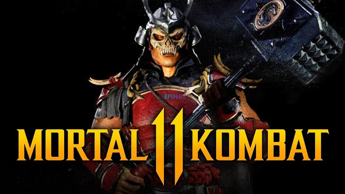 Mortal Kombat 11 Shao Kahn Nintendo Switch Version Full Game Setup