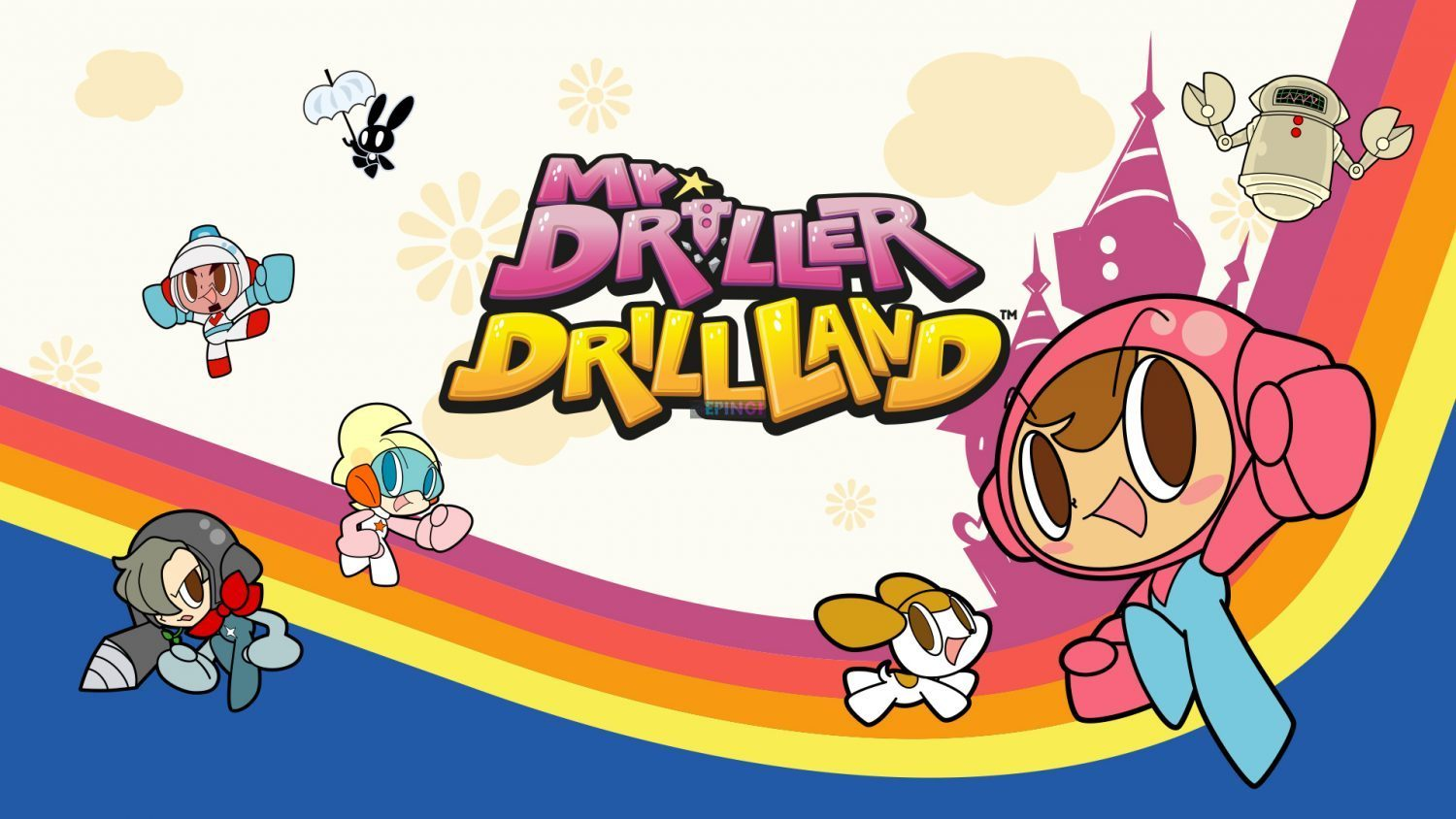 Mr Driller DrillLand Nintendo Switch Version Full Game Setup Free Download