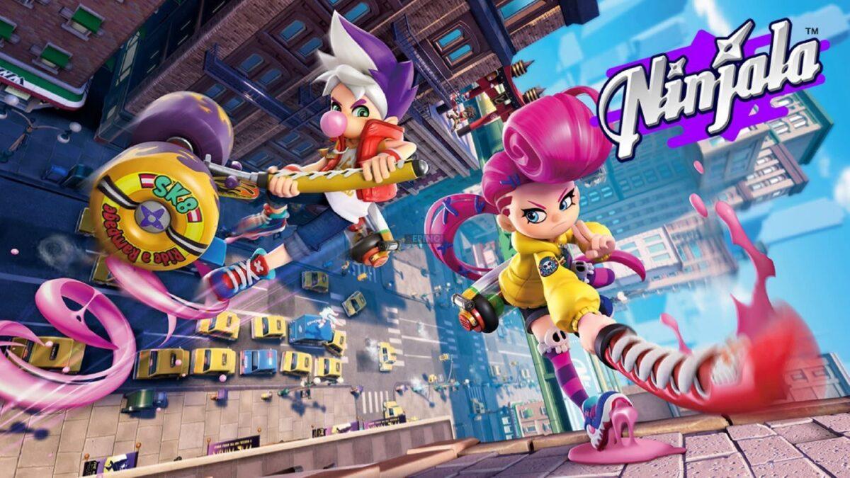 Ninjala APK Mobile Android Version Full Game Free Download