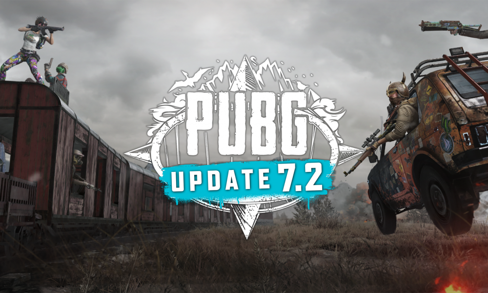 PUBG Update Version 7.2 Live New Patch Notes PC PS4 Xbox One Full Details Here