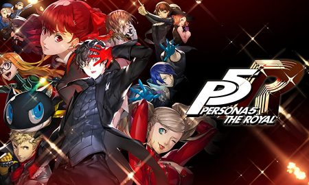 Persona 5 Royal PC Version Full Game Setup Free Download