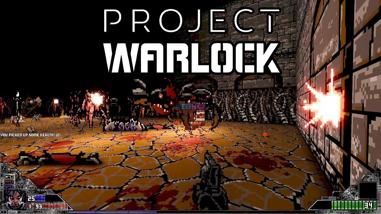 Project Warlock PC Version Full Game Setup Free Download
