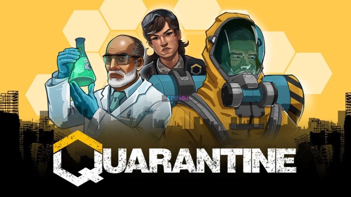 Quarantine PC Version Full Game Setup Free Download