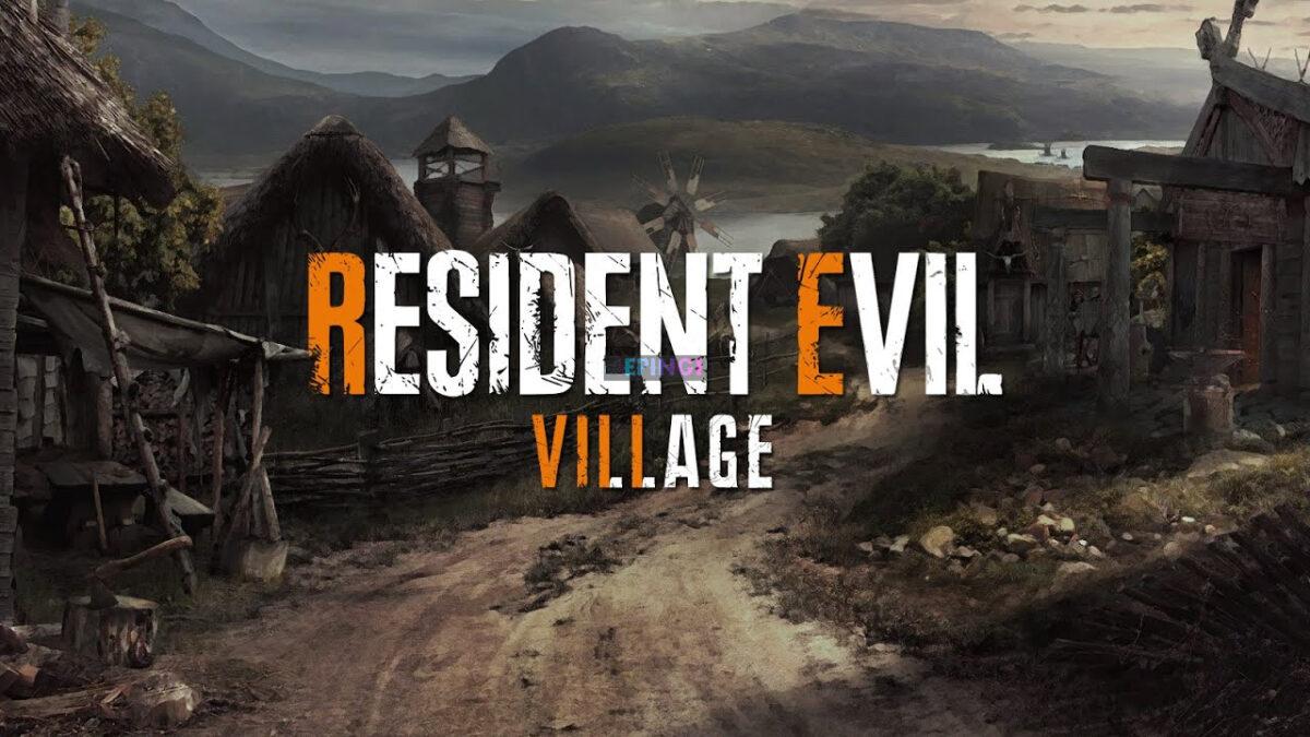 Resident Evil 8 Village Pc Version Full Game Setup Free Download