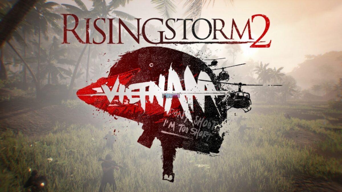 Rising Storm 2 Vietnam PC Version Full Game Setup Free Download