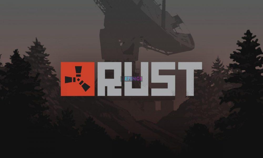Rust PC Full Version Free Download