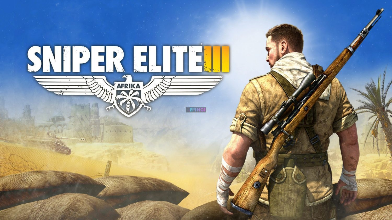 Sniper Elite 3 PC Version Full Game Free Download - 5 Game Terbaik untuk Komputer dengan RAM 4GB