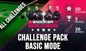 Snooker 19 Challenge Pack PC Version Full Game Setup Free Download