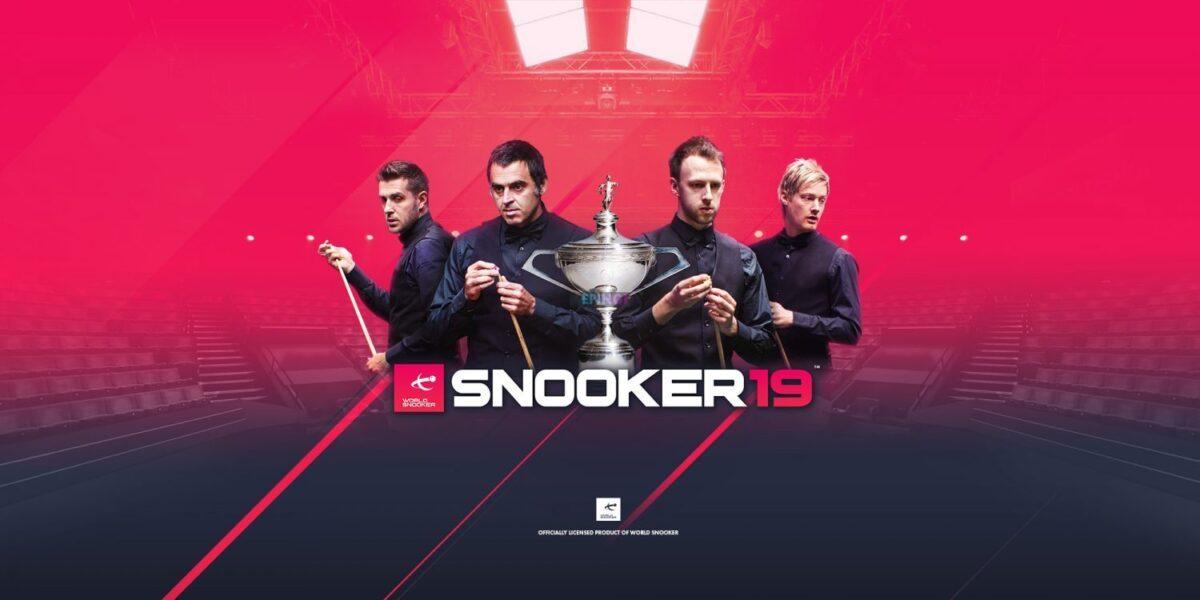 Snooker 19 PC Version Full Game Setup Free Download