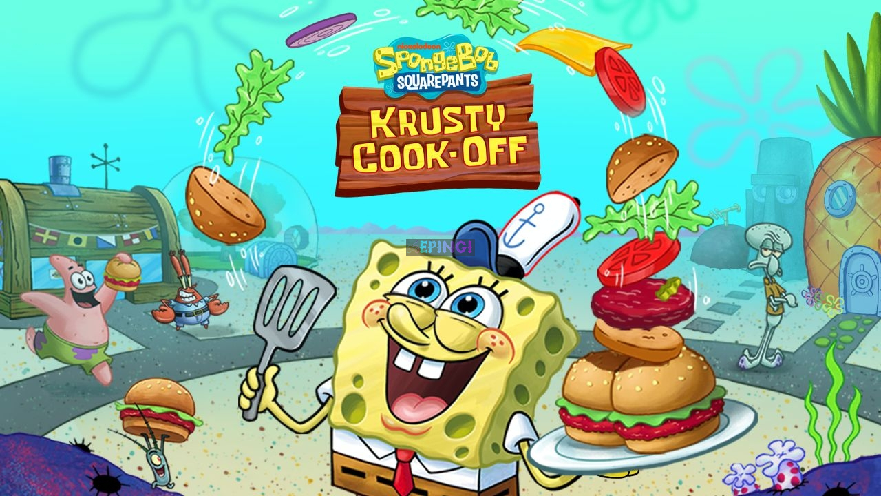 SpongeBob Krusty Cook Off APK Mobile Android Full Version Free Download