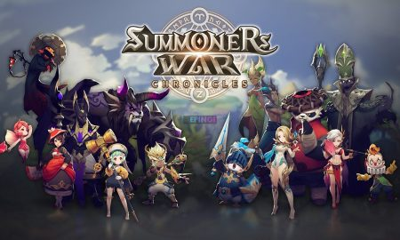 Summoners War Chronicle APK Mobile Android Full Version Free Download