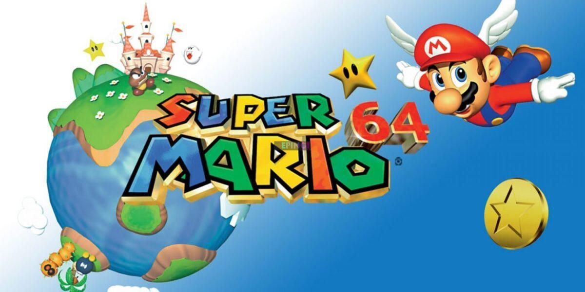 Super Mario 64 PC Full Version Free Download
