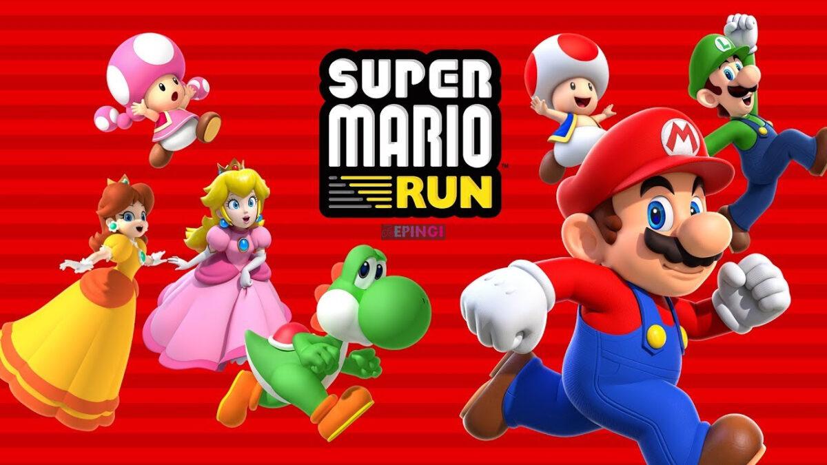 Super Mario Run APK Mobile Android Full Version Free Download