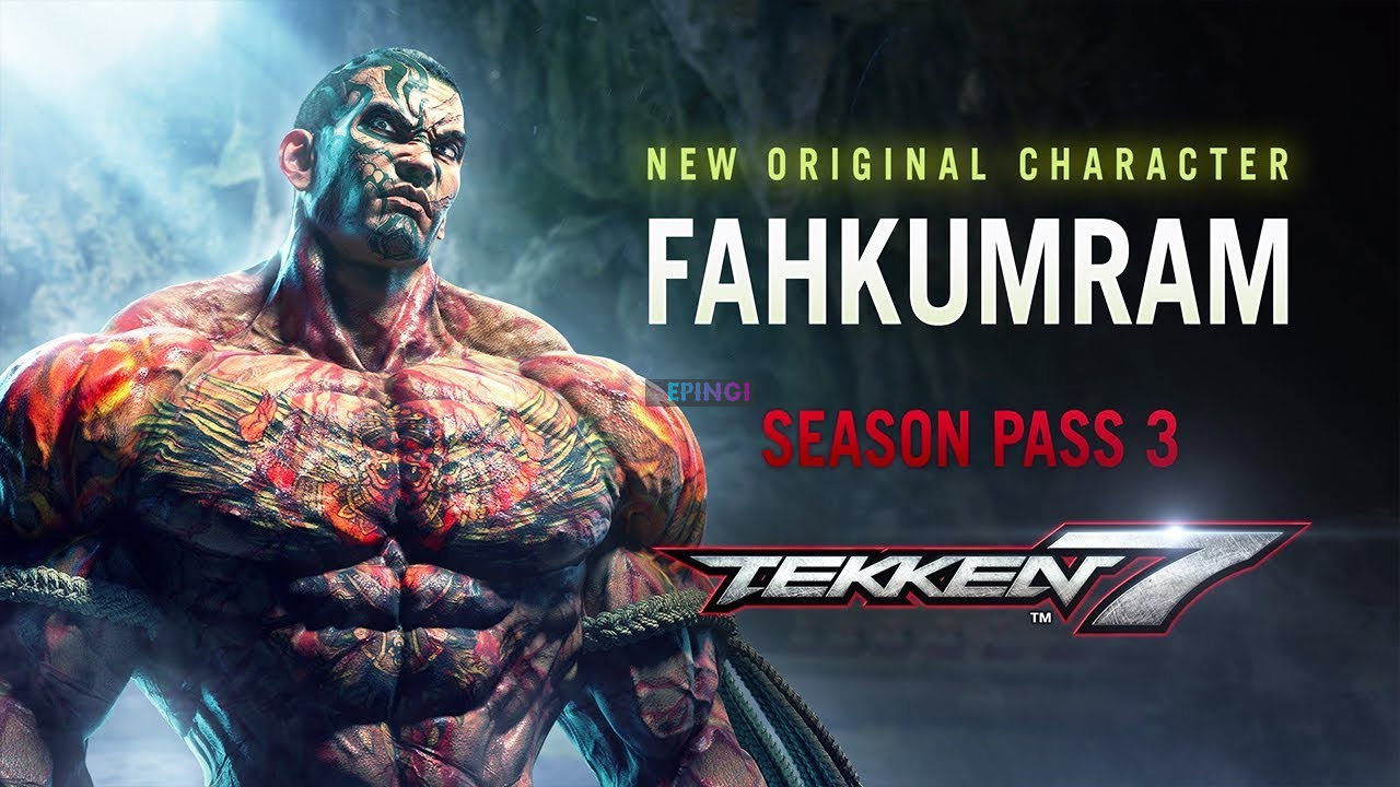 TEKKEN 7 Season Pass 3 Nintendo Switch Version Full Game Setup Free Download