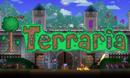 Terraria Mobile Android Version Full Game Setup Free Download