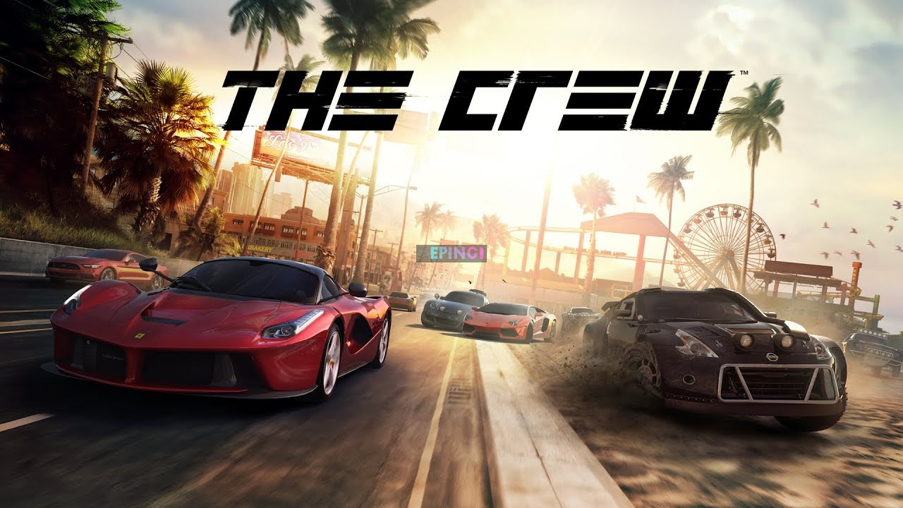 The Crew PC Version Full Game Setup Free Download
