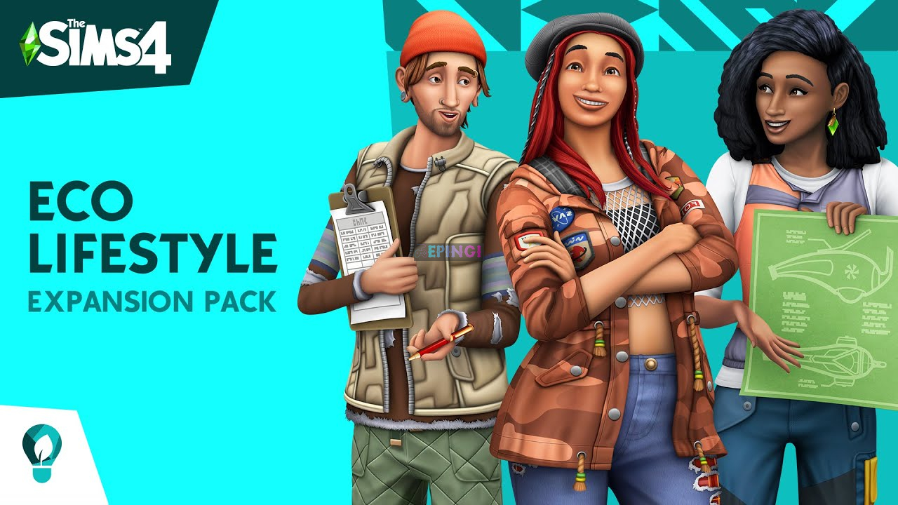The Sims 4 Eco Lifestyle Apk Mobile Android Version Full Game Setup Free Download