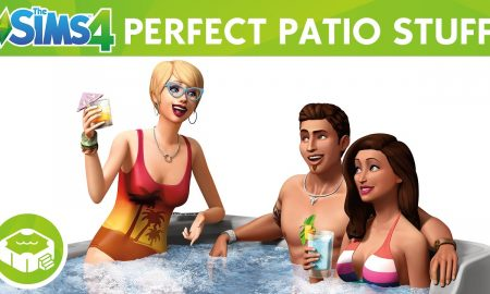The Sims 4 Perfect Patio Stuff PC Version Full Game Setup Free Download