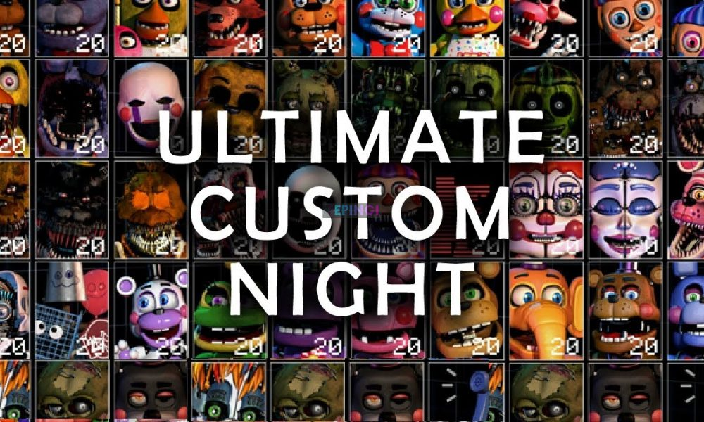 download ultimate custom night free pc