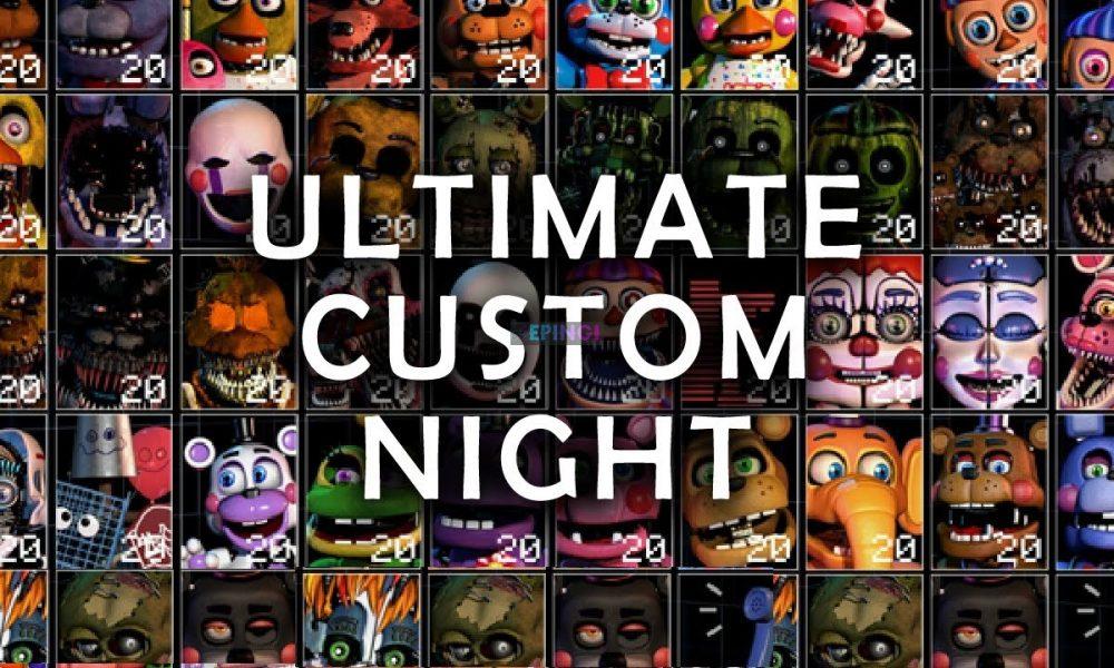 download ultimate custom night free pc