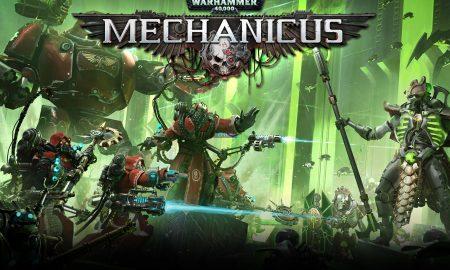Warhammer 40000 Mechanicus PC Version Full Game Free Download