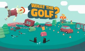 What The Golf? PC Version Full Game Setup Free Download