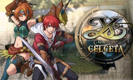 Ys Memories of Celceta PC Version Full Game Setup Free Download