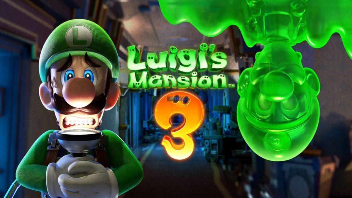 Luigi's Mansion 3 PC Version Full Game Setup Free Download