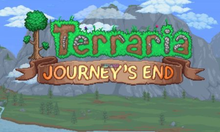 Terraria Journeys End update PC Version Full Game Free Download