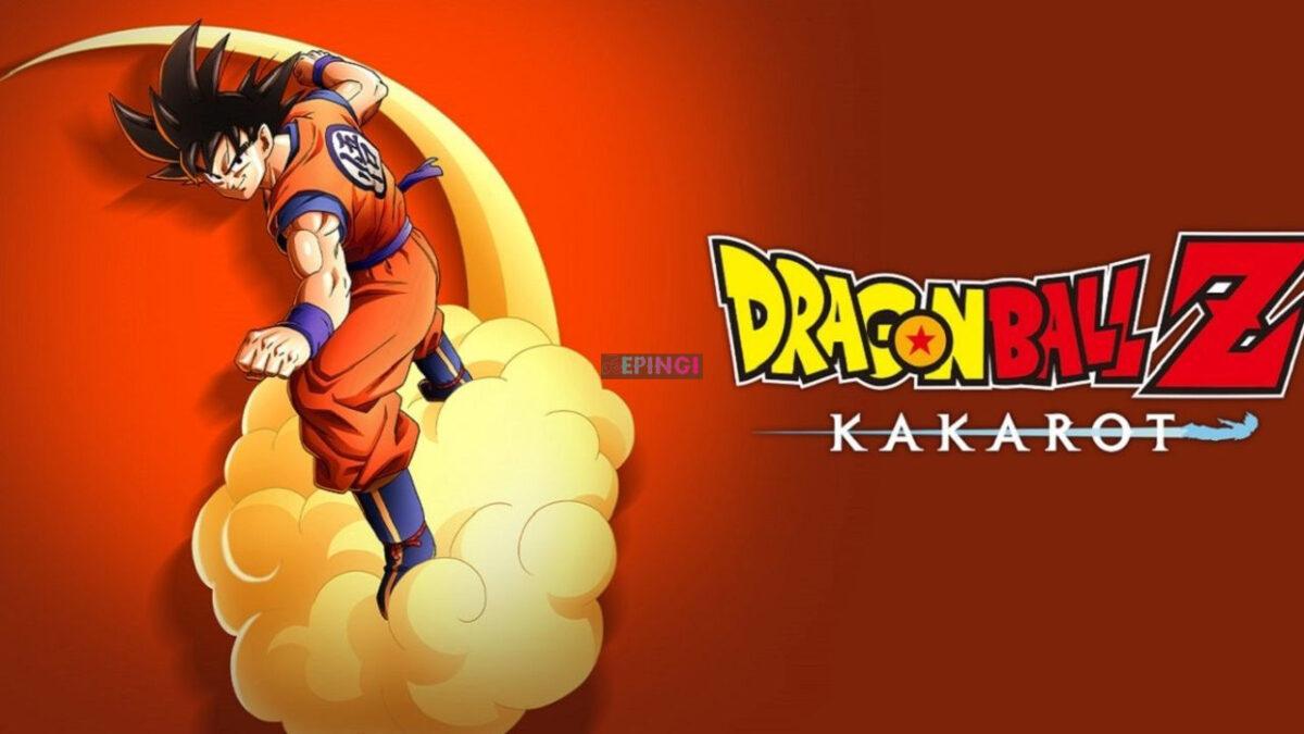 Dragon Ball Z Kakarot Nintendo Switch Version Full Game Setup Free Download